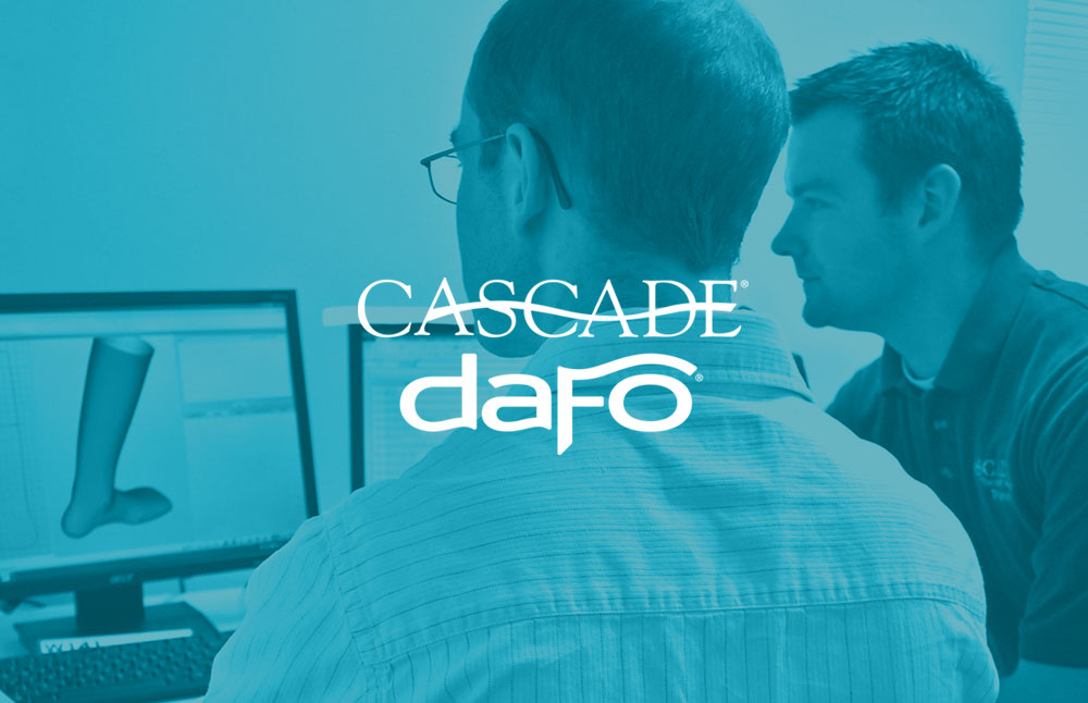cascade dafo widget
