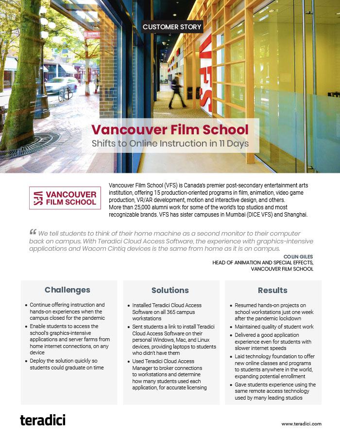 VFS Customer Story PDF