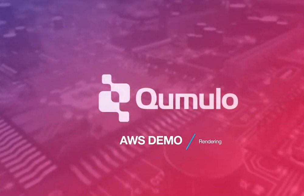 Qumulo AWS Demo