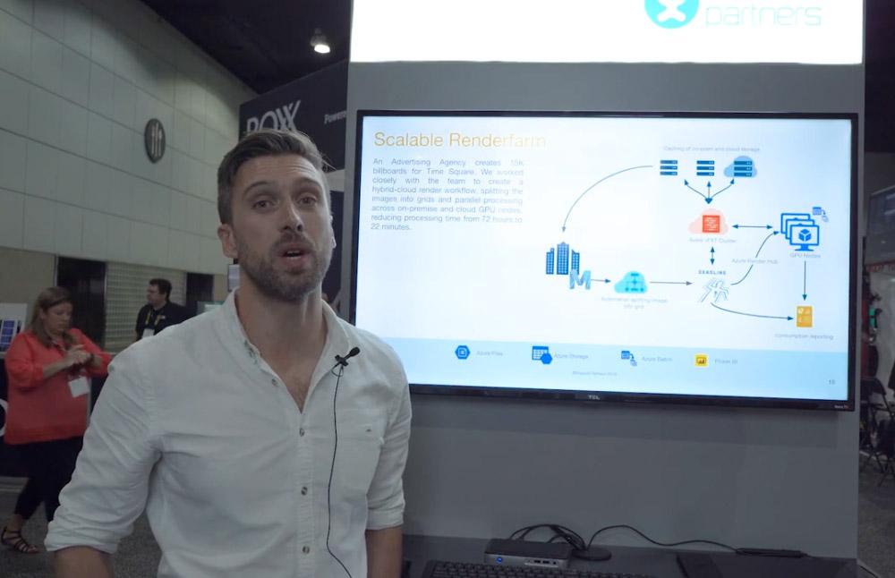 Siggraph 2019 Microsoft