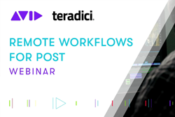 Workflows in the Post Webinar