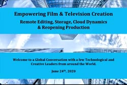 Empowering Film and Television Creation