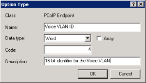 Configuring VLAN Tagging for Voice Traffic
